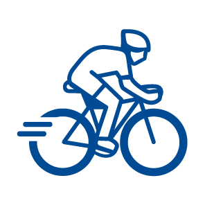 cycliste semi-pro
