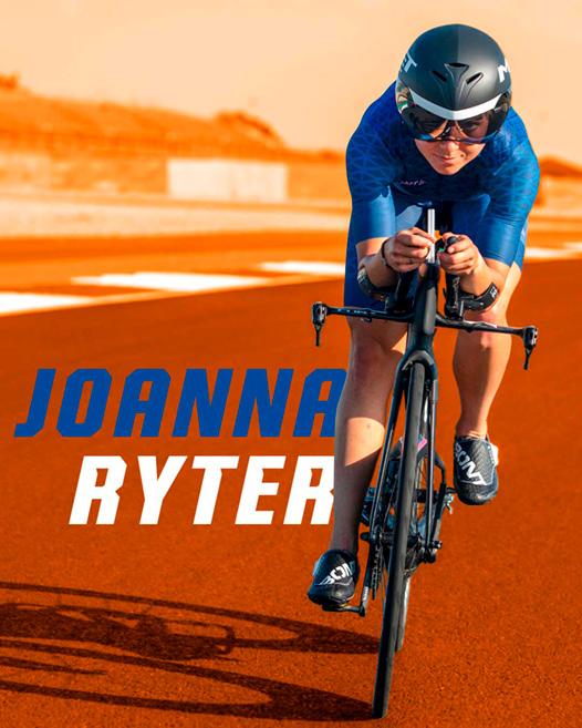 cycliste pro Joanna Ryter